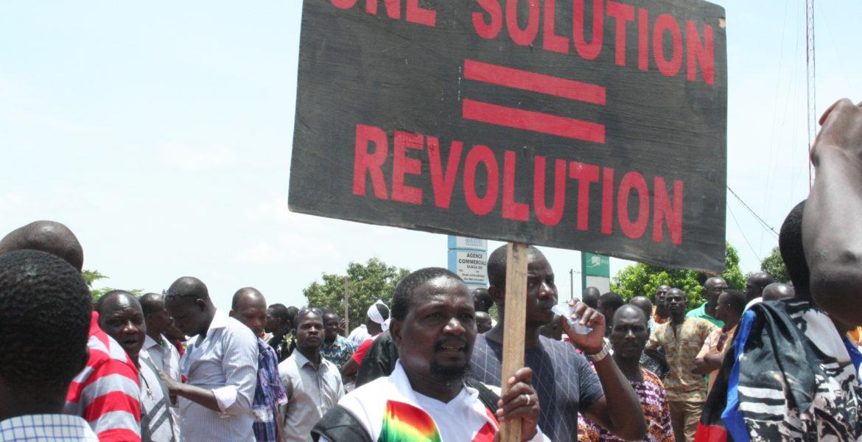 Place à la révolution